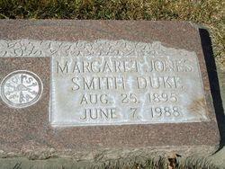 Margaret <I>Jones</I> Duke