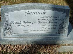 Janet Louise <I>Wayne</I> Jamnik