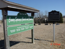 Caney Springs Cemetery