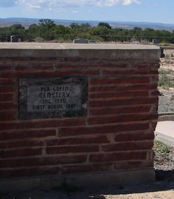 Pea Green Cemetery
