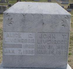 John T Livengood