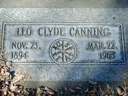Leo Clyde Canning