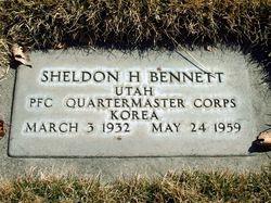 Sheldon Harry Bennett