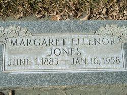 Margaret Ellenor <I>Phillips</I> Jones