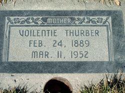 Voilentie Grace <I>Nicol</I> Thurber