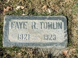Faye Ruth Tomlin