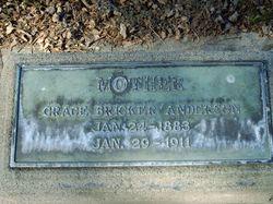 Grace Lily <I>Bricker</I> Anderson
