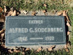 Alfred Gustaf Soderberg