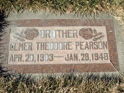 Elmer Theodore Pearson