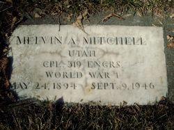 Melvin Arthur Mitchell