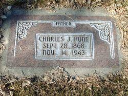 Charles John Hunt
