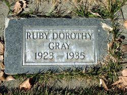 Ruby Dorothy Gray