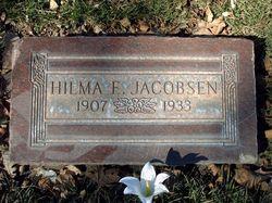 Hilma Elizabeth Jacobsen