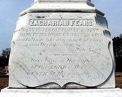 Zachariah Fears