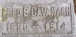 Fred B Cavanagh