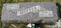 Charles W Hopper