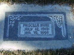 Priscilla Hunt