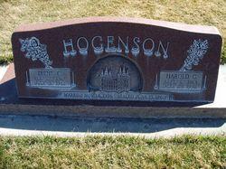 Harold Charles Hogenson