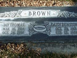 Daisy Eleanor <I>Dunston</I> Brown