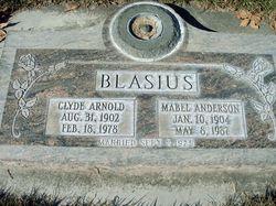 Mabel Lucile <I>Anderson</I> Blasius