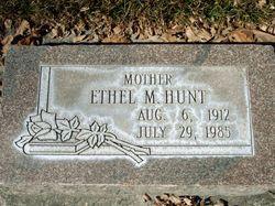Ethel May <I>Link</I> Hunt
