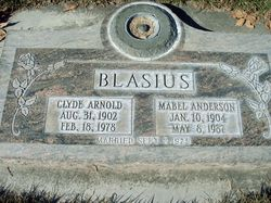 Clyde Arnold Blasius