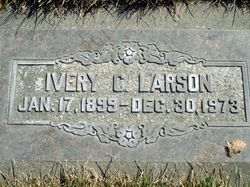 Ivery Clement Larson