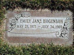 Emily Jane Hogenson