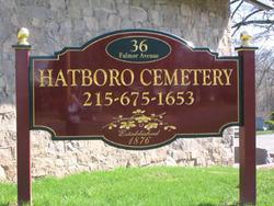 Hatboro Cemetery