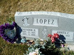 Salvador H Lopez