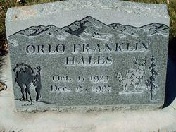 Orlo Franklin Hales