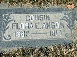 Flora Elinor <I>Hayward</I> Anson