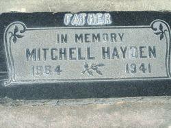 Mitchell Hayden