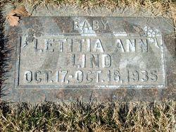Letitia Ann Lind