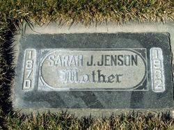 Sarah Jane <I>Anderson</I> Jenson