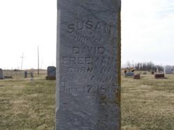 Susan <I>Finnell</I> Freeman