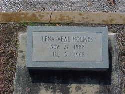 Lena <I>Veal</I> Holmes