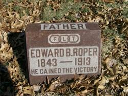 Edward B Roper