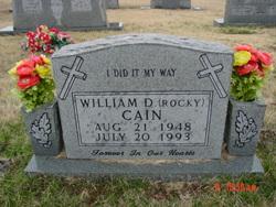 Rocky Cain