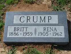 """Louis Britton """"Britt"""" Crump"""