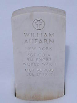 Sgt William Ahearn