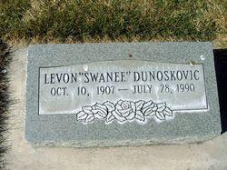"""Levon """"Swanee"""" Dunoskovic"""