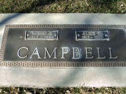 Robert Bruce Campbell, Sr