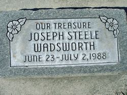 Joseph Steele Wadsworth
