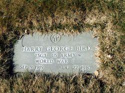 Harry George Bird