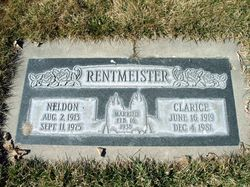 Clarice <I>Brown</I> Rentmeister