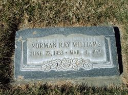 Norman Ray Williams