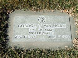Gordon Thomas Van Horn