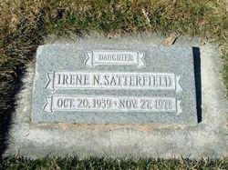 Nancy Irene Satterfield