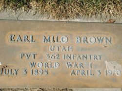 Earl Milo Brown